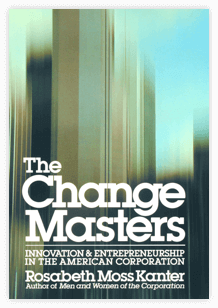 Change Masters Book
