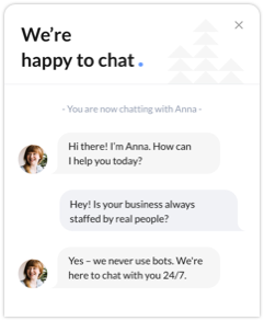 Chat support bot